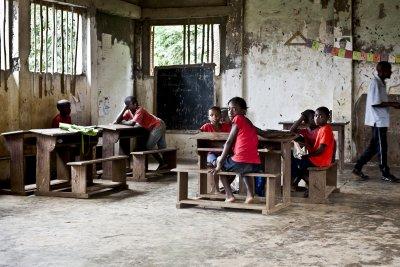 43% от училищата по света без достъп до вода и сапун