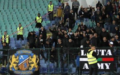 УЕФА остави евромачовете без публика