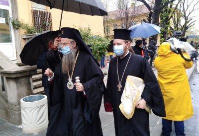 Дядо Николай за Борисов: Миротворец, благодат за Църквата!