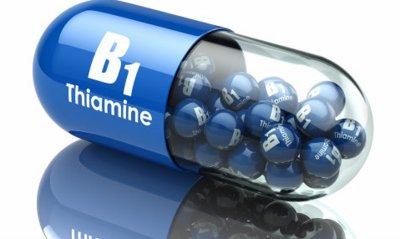 Витамин В1 потиска рака на белите дробове