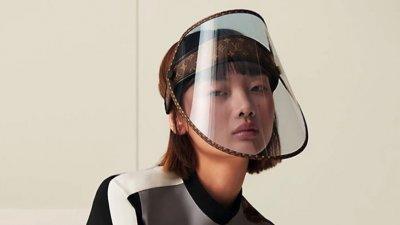 Louis Vuitton пуска луксозни предпазни маски