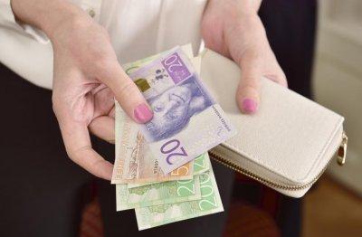 Швеция приключи с банкнотите