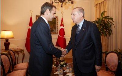 Анкара и Атина готови да заровят томахавките