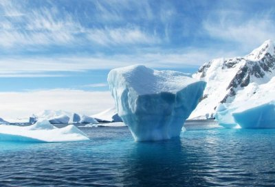 Арктическият лед се сви до второто си най-ниско ниво
