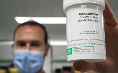 Дексаметазонът одобрен за лекарство срещу COVID-19