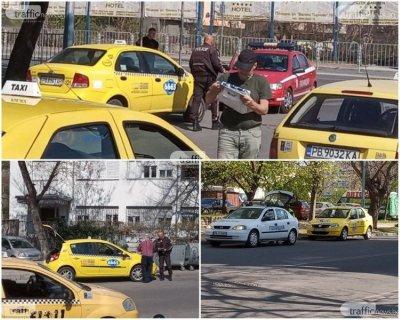 Дават на съд таксиджийка за предложен подкуп на полицай в Пловдив