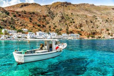 Трус разтърси Крит