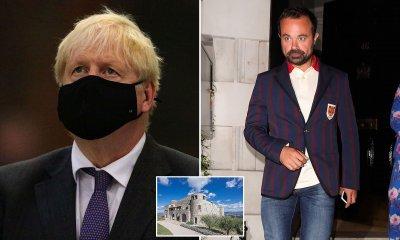 """""""Даунинг стрийт"""" отрича, че Борис Джонсън тайно е посетил Италия"""