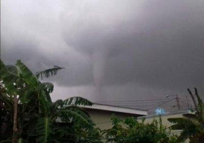 Мощно торнадо удари столицата на Никарагуа