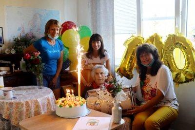 Баба Марийка чукна един век