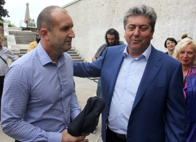 Първанов: Няма позитивно изявление на президента Радев