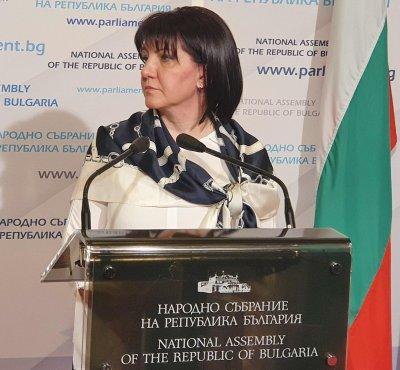 Прекратиха разследването на катастрофата с Караянчева по нейно искане
