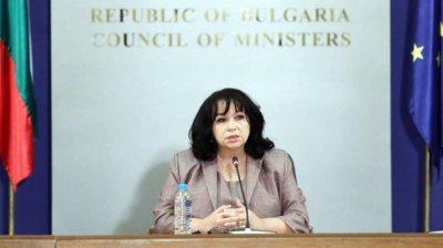 """Теменужка Петкова: Проектът """"Белене"""" върви според решенията на парламента"""