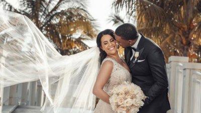 Синът на Майкъл Джордан се ожени за едрогърда българка (СНИМКИ)