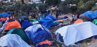 Гръцката брегова охрана залови 33 мигранти