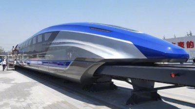 """Китай пуска влак, """"летящ"""" с 600 км/ч"""