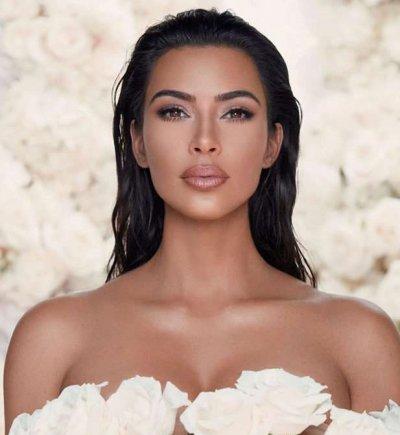 Ким Кардашян пусна сватбена колекция грим