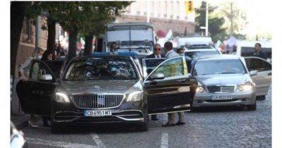 Разкритие на Lupa.bg: Колата на Марешки се води на инвалид
