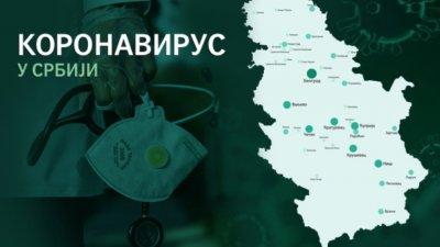 Сърбия е отличник в битката срещу Covid-19