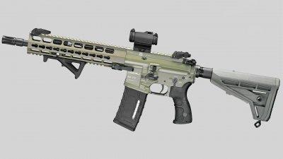 Германия пенсионира Heckler&Koch, въоръжи се с нови пушки