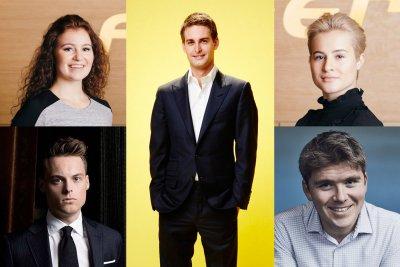 ЗАВИСТ: Ето ги най-младите милиардери в света
