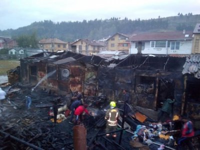 Пострадал от пожара в Разлог: Нямам дом, нямам нищо