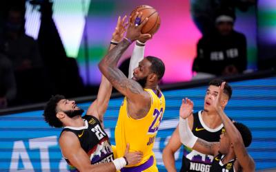 Лейкърс на крачка от големия финал в НБА