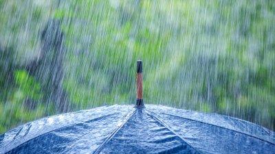 Лошото време дойде, не излизайте без чадър!