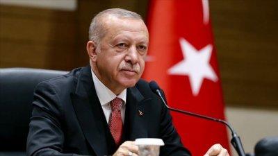 Ердоган: Продължаваме да защитаваме правата и интересите си в морето