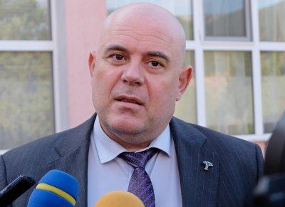Гешев внася в НС доклада за дейността на прокуратурата преди 8 октомври