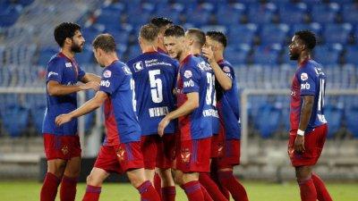 ЦСКА гостува на Базел за влизане в групите на Лига Европа