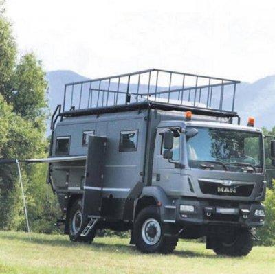 Къванч се пази от COVID-19 с каравана