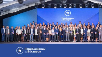 Цветанов се учреди за час, тръгва на обиколка из страната