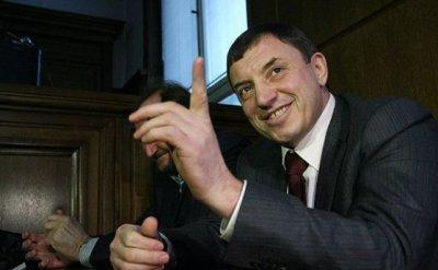 Трактора въстана срещу Цветанов