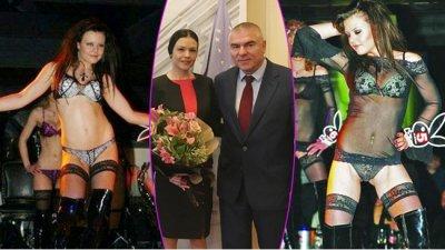 Дядо поп - сътрудник на секси депутатката от ВОЛЯ (ГОРЕЩИ КАДРИ)