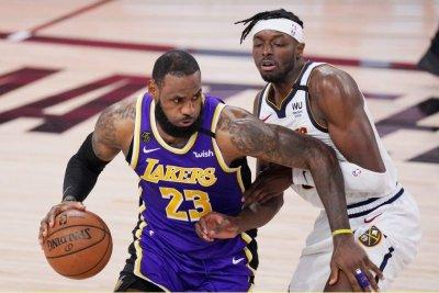 Лейкърс на финал в НБА, Леброн с нови рекорди