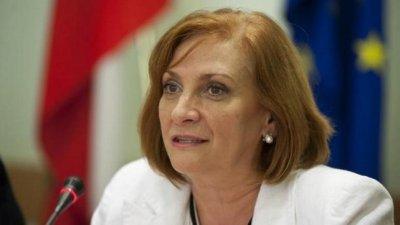 Искра Михайлова от ДПС: Вече не подкрепяме Радев, защото взе страна