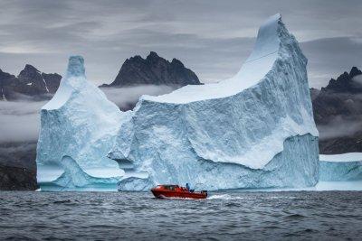 Рекорд: Най-ниската температура е измерена в Гренландия