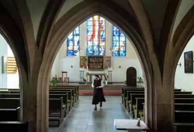 Германски попове плащат педофилска кръвнина