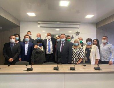 Борисов с важни заръки към новите кметове на ГЕРБ