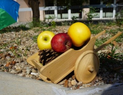 Празник на ябълката в Русе