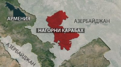 Адът в Нагорни Карабах продължава