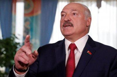 Лукашенко положи тайно клетва