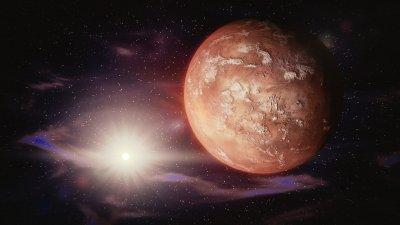 Питанка: Има ли живот на Марс?