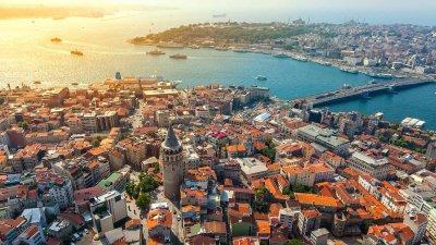 Трус разтърси Истанбул