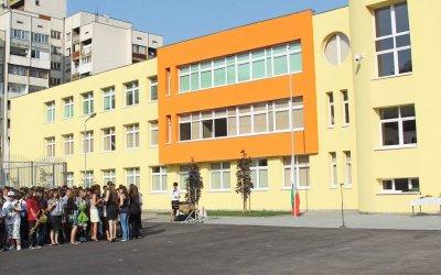 Втора английска в София пламна с вируса