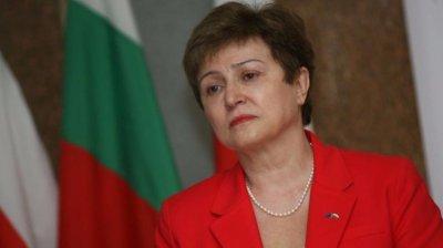Кристалина Георгиева: Оценката на МВФ за България е възможно най-добрата