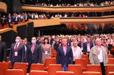 693 социалисти се състезават за 113 места в Националния съвет