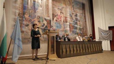 Караянчева взриви мрежата с партизанска реч от Лом (ВИДЕО)