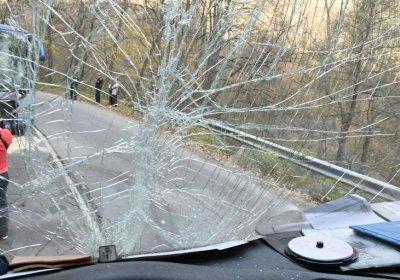 Катастрофиралият наш автобус в Истанбул се е ударил в трамвай